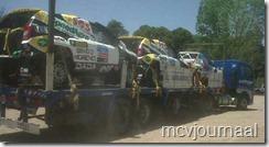 Dakar Rally Renault Duster 09
