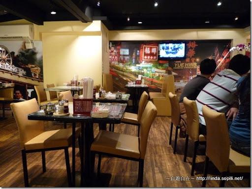 台北東區旺角茶餐廳-2