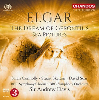CD REVIEW: Sir Edward Elgar - SEA PICTURES & THE DREAM OF GERONTIUS (CHSA 5140(2))