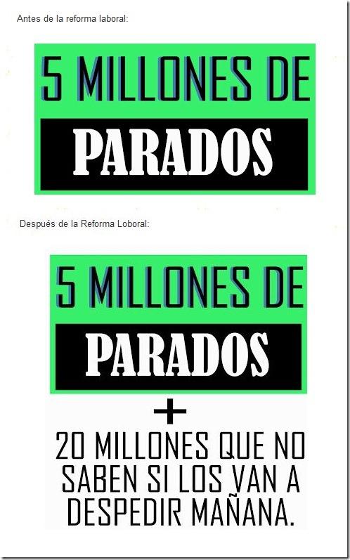 reforma laboral española