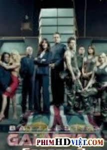 Tử Chiến Xuyên Hành Tinh Phần 2 - Battlestar Galactica Season 2