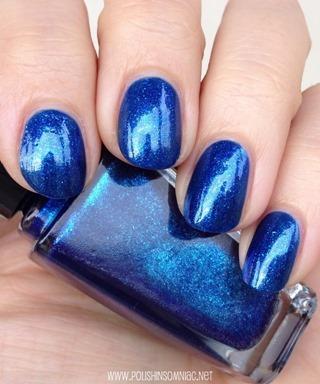 Sally Hansen Wavy Blue