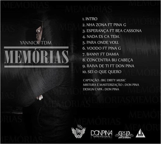 yannick-tdm-mixtape-memorias-tracklist