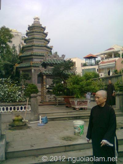 tang lễ hòa thượng Thích Minh Châu - 31