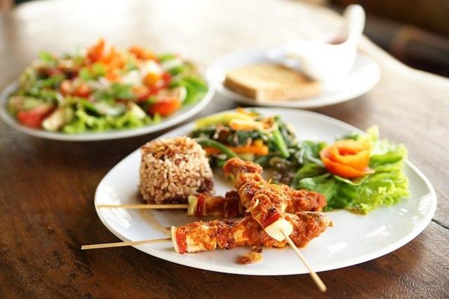 cucina organica Bali