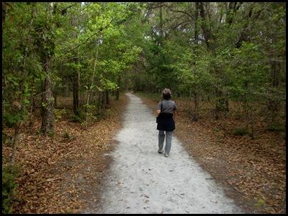 Bolen Bluff Trail-Spring Equinox 002
