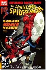 P00006 - Brand New Day 06 - amazing Spider-Man #551
