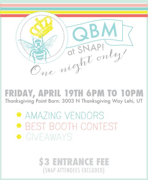 QBM at SNAP!