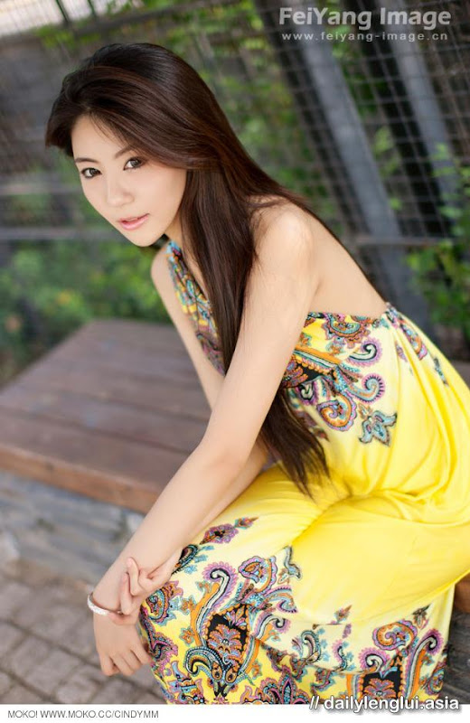 Cindy Chang Meng 常萌 from Beijing, China » Asian Celebrity 3