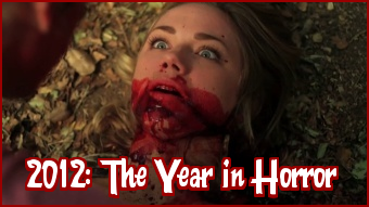 2012 Year in Horror