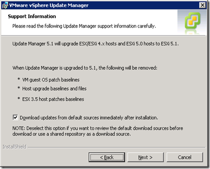 07_Update Manager Support Information