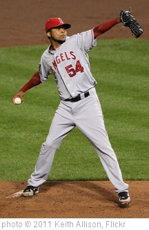 'Ervin Santana' photo (c) 2011, Keith Allison - license: http://creativecommons.org/licenses/by-sa/2.0/