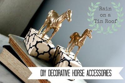 Decorative Horse Accessories