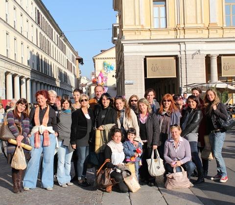 Foodies a Novara gruppo