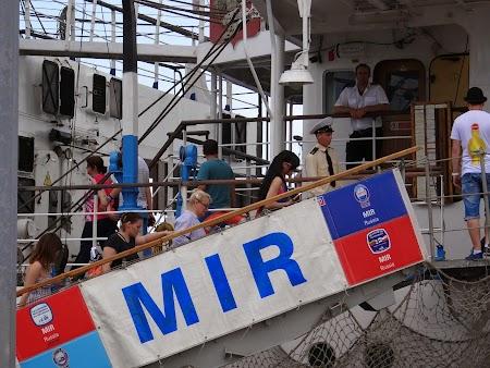 23. Imbarcarea pe Mir.JPG