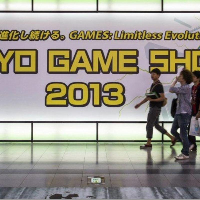 Tokyo Show Game 2013 - 東京ゲームショウ2013