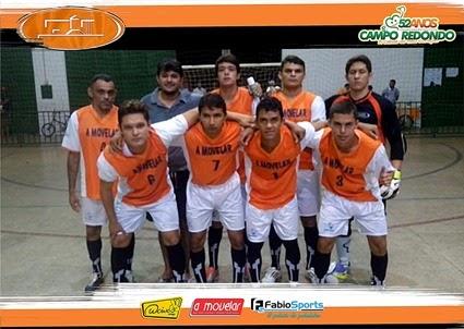 A Movelar - 2015 - quebra tudo - torneio - futsal - campo redondo - wesportes - fabio sports - wcinco