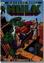 P00023 - Biblioteca Marvel - Hulk #23