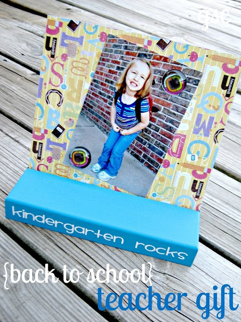 back to school teacher gift from Ginger Snap Crafts