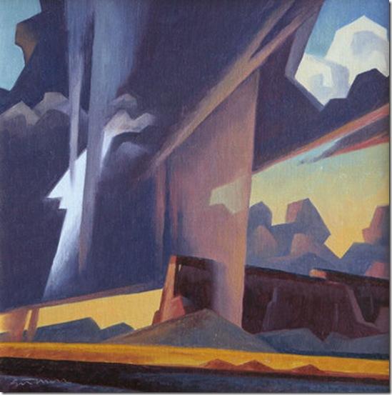 Storm Veil-Ed-Mell-Enkaustikos
