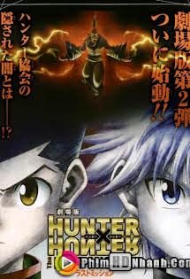 Hunter X Hunter: Nhiệm Vụ Cuối (Movie 2) - Hunter X Hunter: The Last Mission