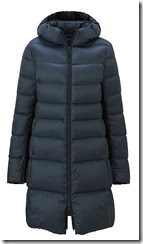 Ultra Light Down Coat