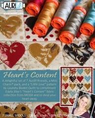 hearts content box-aurifil