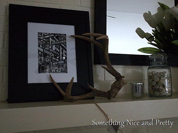 Valentine flowers & antlers 007