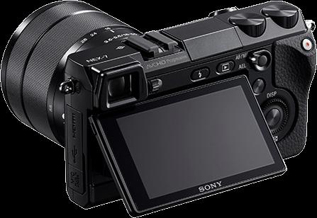 Sony Nex-7 Back