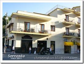 【Italy♦義大利】Sorrento 蘇連多 - 住宿: Hotel Nice