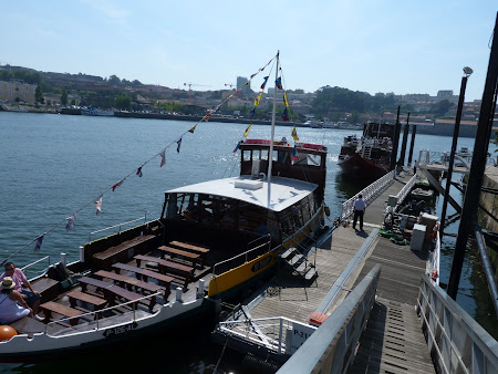 Douro, the river that crosses Porto