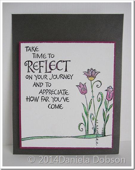 Reflect by Daniela Dobson