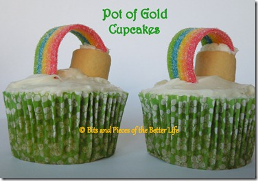 Pot of Gold Cupcake4