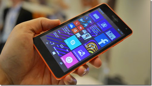 Harga Microsoft Lumia 535 Terbaru Januari 2015