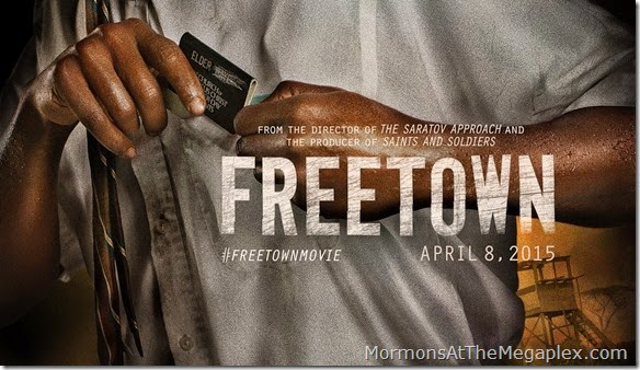 Freetown Movie Poster Wide
