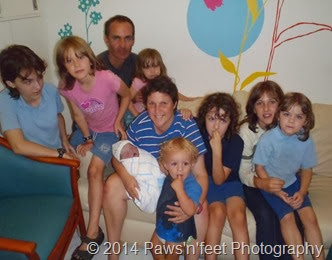 Family of 10