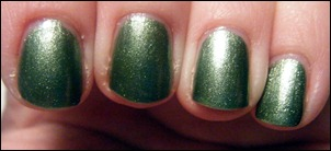 Rimmel Rags to Riches Nail Polish Swatch