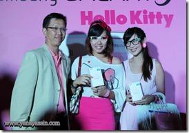 Samsung Galaxy Y Hello Kitty  310