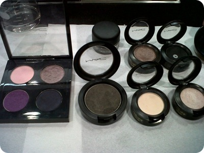 eyeshadow quad MAC