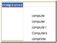 Controllo ortografico migliorato su Chrome 26 con suggerimenti di correzione