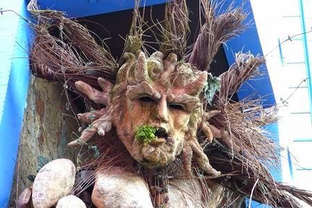 Зеленый человек Бирмингем, Custard Factory