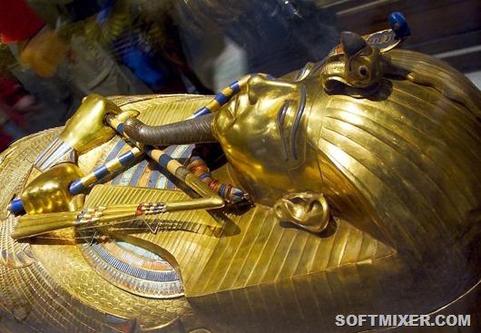 zoloto-Tutanhamona