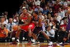 lebron james nba 130226 mia vs sac 03 LeBron Debuts Prism Xs As Miami Heat Win 13th Straight