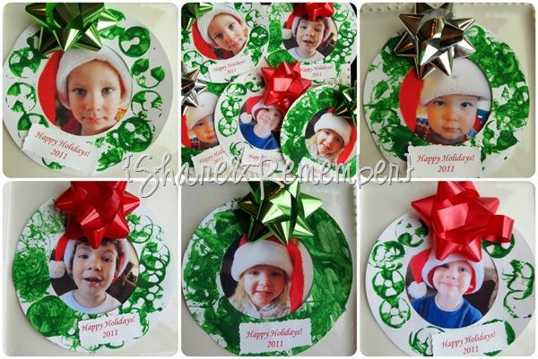 spool wreaths