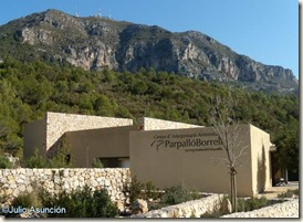 Centro de interpretación del área del Parpalló