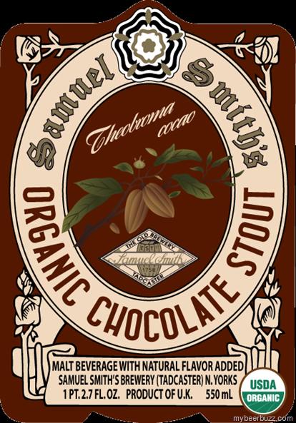 Samuel Smith Organic Chocolate Stout Buy Online Spain