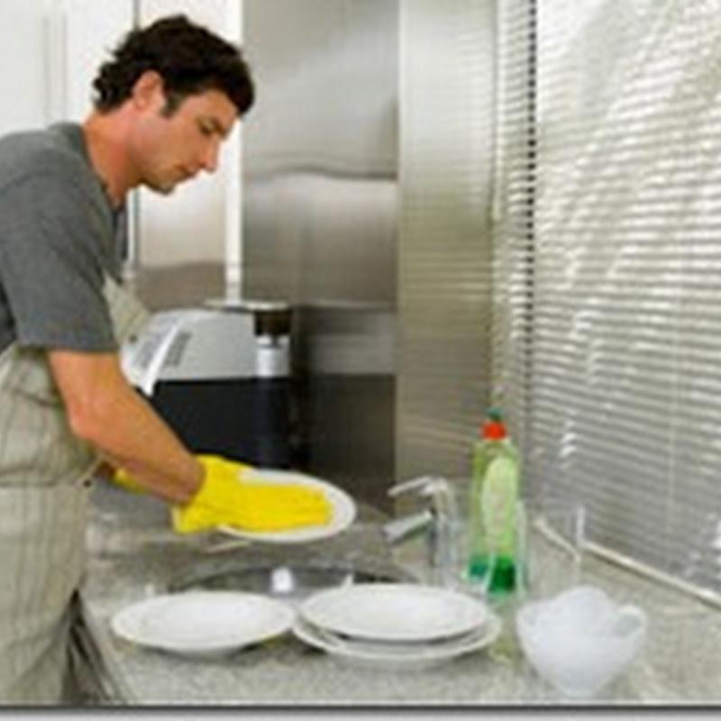 مشاركة الرجل فى تنظيف المنزل يجعله أكثر سعادة من غيره