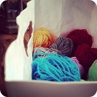 10 von 12 Knittertüte