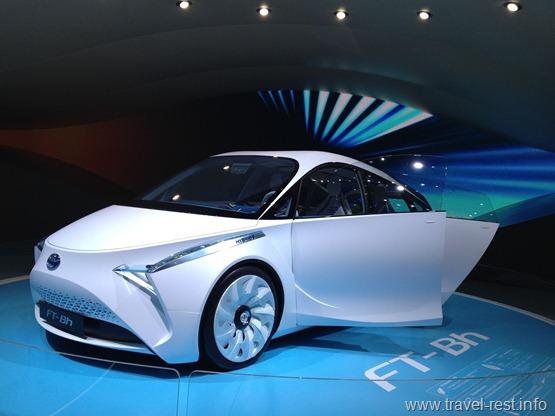 Toyota FT-Bh