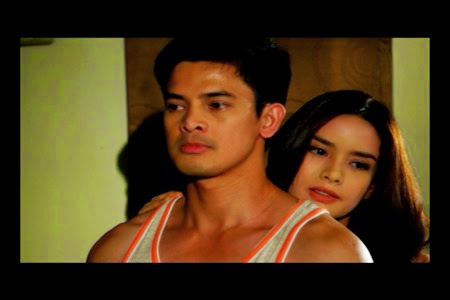 Jason Abalos and Erich Gonzales in Two Wives